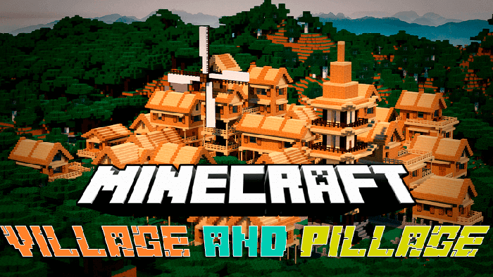 Minecraft 1.14 Village and Pillage
