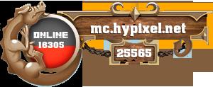 ХайПиксель 1.8-1.12 Выживание