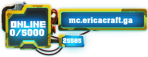 EricaCraft 1.8 - 1.12