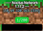 ---- Noctus Network 1.11.2 ---
