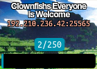 Clownfishs Everyone is Welcome