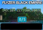 FLYZER BLACK EMPIRE
