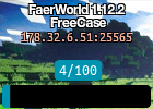 FaerWorld 1.12.2 FreeCase