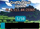 CraftZ Global Update