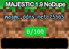 MAJESTIC 1.9 NoDupe