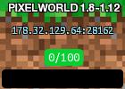 PIXELWORLD 1.8-1.12