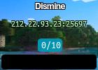 Dismine