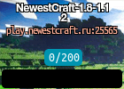 NewestCraft-1.8-1.12