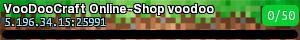 VooDooCraft Online-Shop voodoo