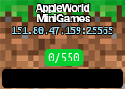 AppleWorld MiniGames