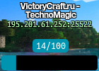 VictoryCraft.ru - TechnoMagic