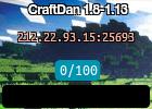 CraftDan 1.8-1.12.2