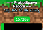 ----- ProjectSpawn Reborn ----