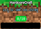 HardcoreMinecraft БЕЗ ПРИВАТА