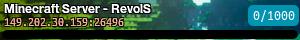 Minecraft Server - RevolS