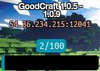 GoodCraft 1.0.5 - 1.0.9