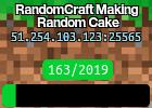 RandomCraft Making Random Cake