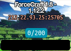ForceCraft 1.8 - 1.12.2