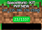 SpaceWorld - KIT PVP NEW