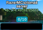 RazerMC vzlomali server