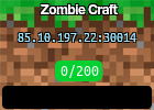 Zombie Craft
