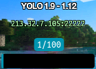 YOLO 1.9 - 1.12