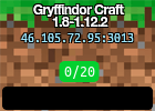 Gryffindor Craft 1.8-1.12.2