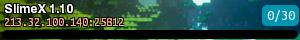 SlimeX 1.10