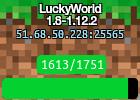 LuckyWorld 1.8-1.12.2